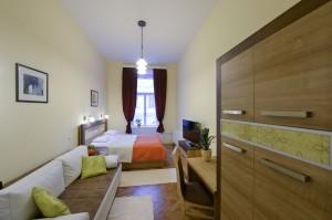 Bensőséges apartman